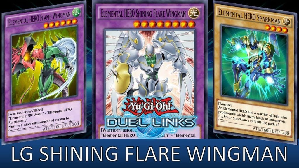 Top 10 Best Yugioh Archetypes For Ultimate Gaming ...Elemental Hero Shining Flare Wingman Deck