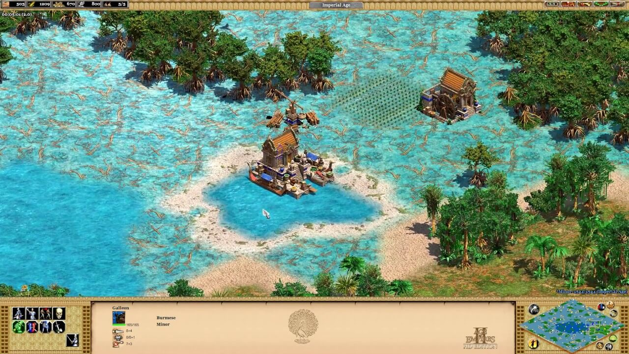 Age of empires 2 maps
