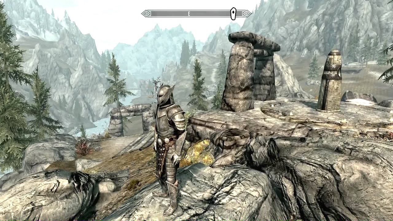 Best Skyrim heavy armor