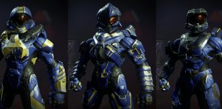 10 Best Halo 5 armors - Theredepic