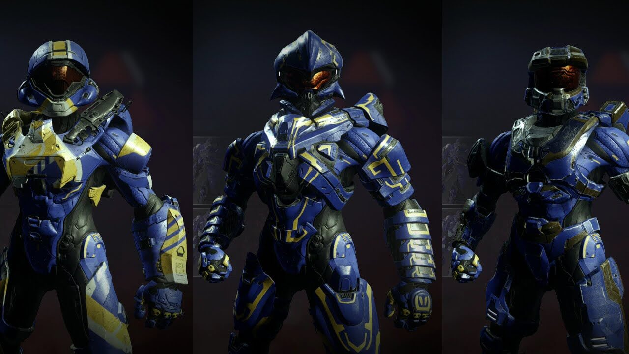 10 Best Halo 5 armors