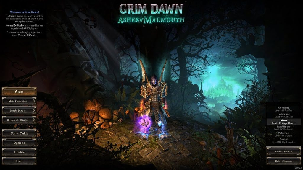 10 Best Grim Dawn builds - Theredepic