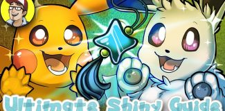 10 Coolest Shiny Pokemon