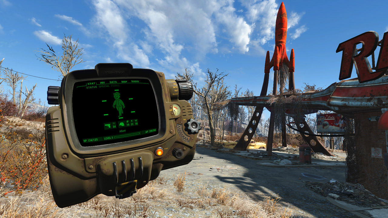 10 Best Fallout 4 perks