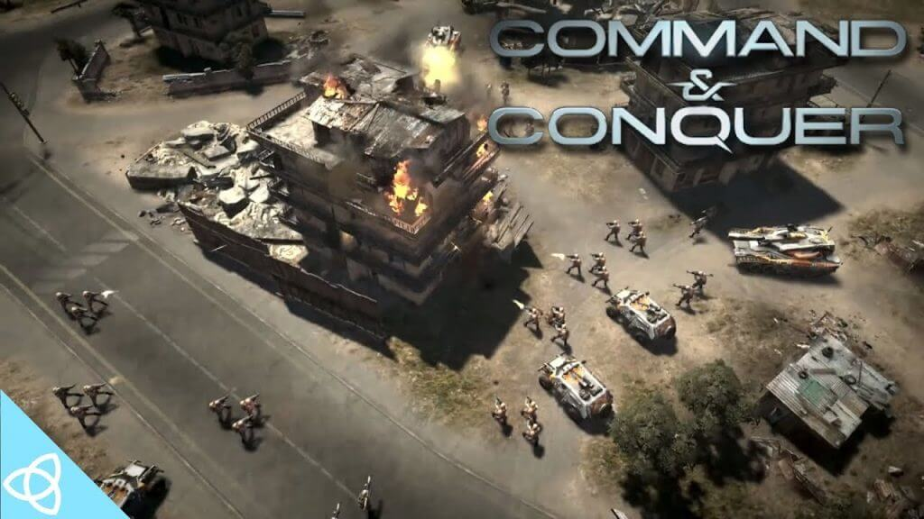 Download original command and conquer for mac 2020