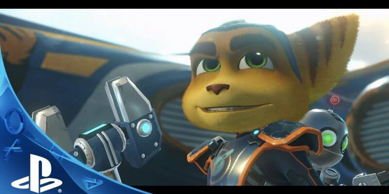 best Ratchet and Clank game