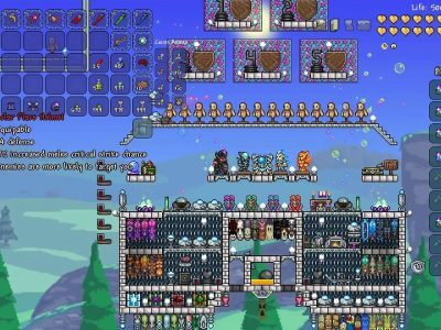 Terraria Challenges