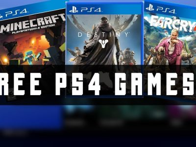 best free PS4 games