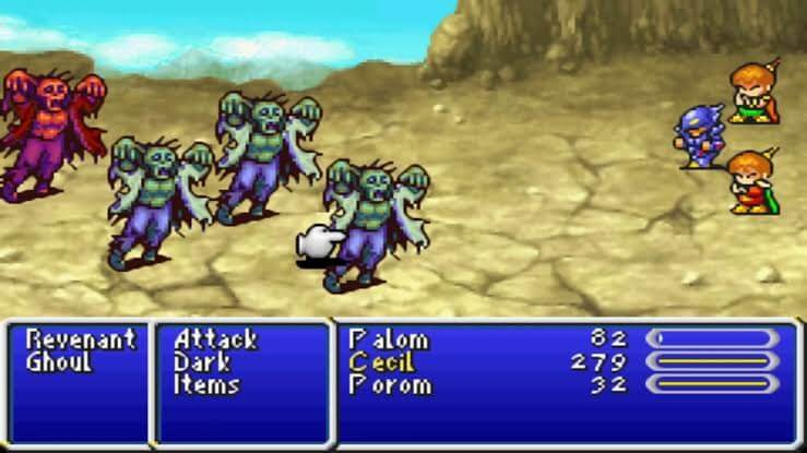 Best version of ff4