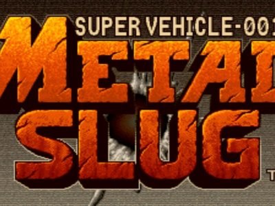 best metal slug game