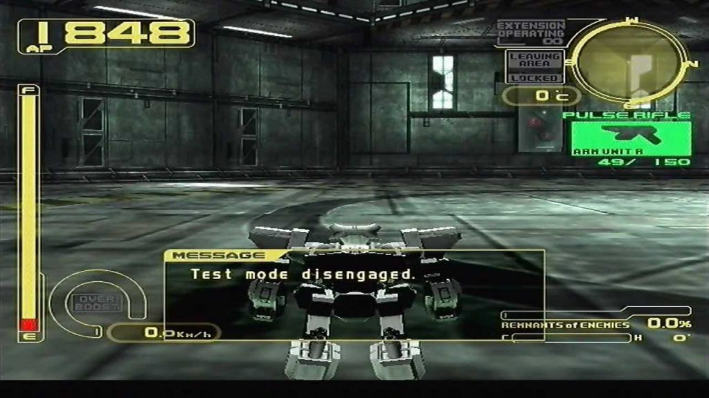 best armored core games