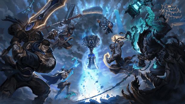 10 Best Champions For Beginners In League Of Legends